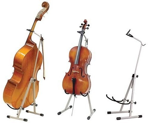Double Bass Cello Grand Stand