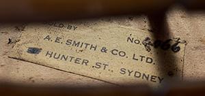 smith label