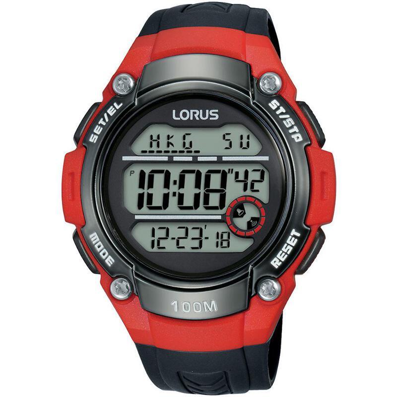 1fe77fc4f4d Lorus Digital Sports Men s Watch - R2335MX-9 4894138340437