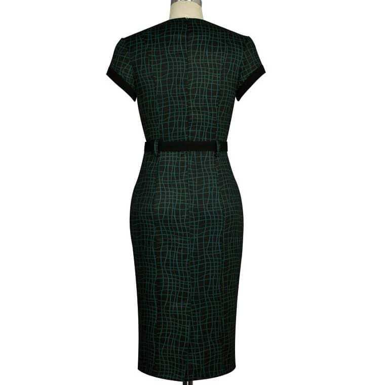 27107bd52ae Details about Chic Star 50s Brittany Pencil Dress Retro Prom Vintage Pin Up  Rockabilly Vintage