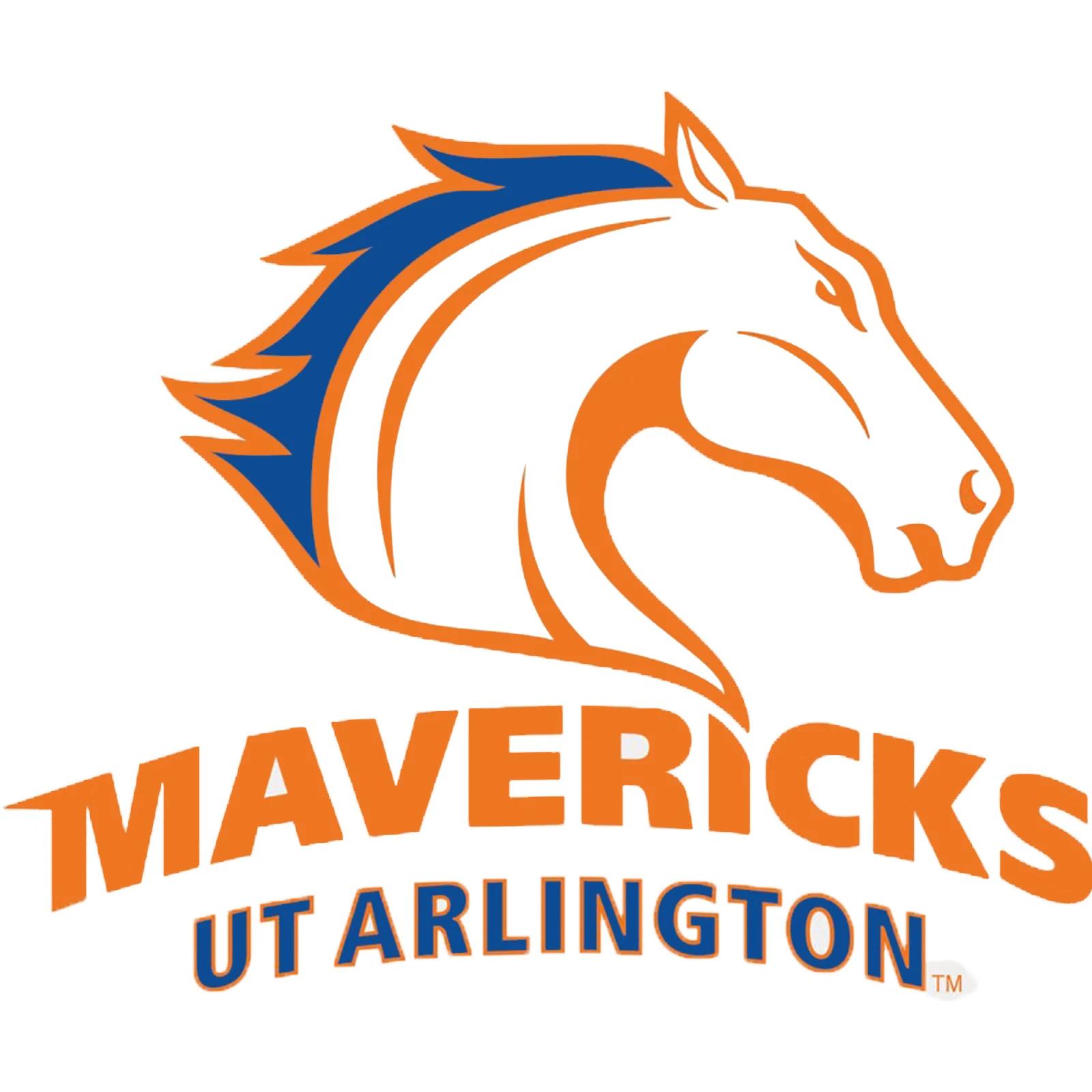 NCAA Metallic Team Logo Sticker