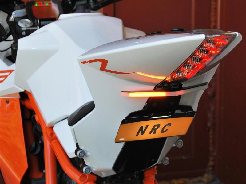 New Rage Cycles KTM RC8 Fender Eliminator