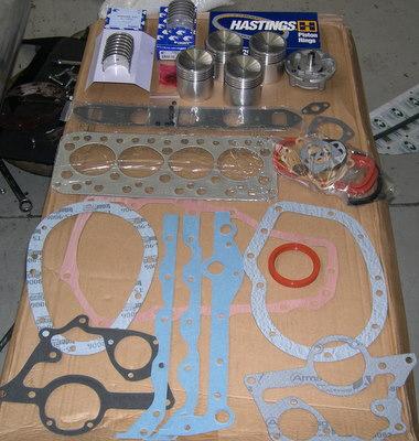 Engine rebuild kit 1275 cooper S *Includes Pin drive 'S' oil pump*