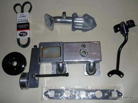 Super charger kit to fit SC12 super charger (see item description)