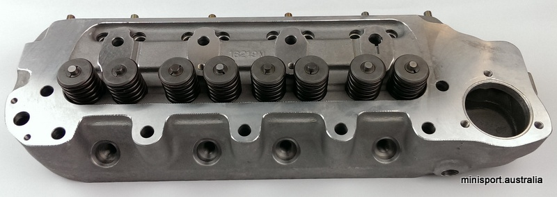 how to make an alloy cylinder heads