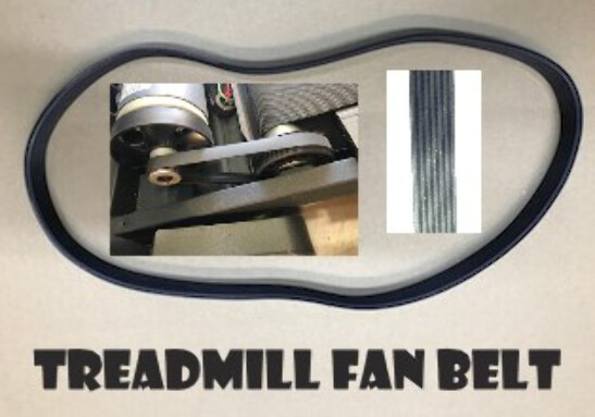 Polyrib Drive Motor Fan Treadmill Belt 7-Rib for Health stream HS1180 T asteroid