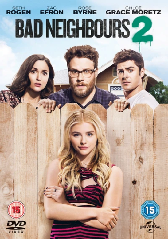 Details about Bad Neighbours 2 - Nicholas Stoller