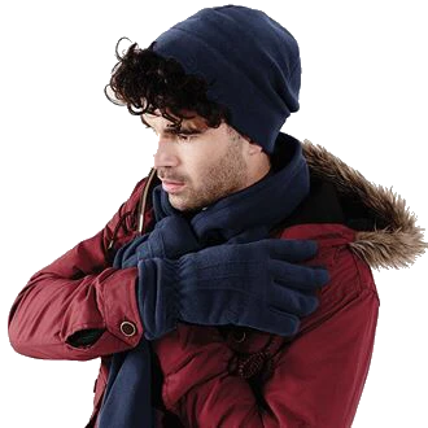 Suprafleece Thinsulate Winter Gloves Retro Warm Ladies Mens Insulated Fleece