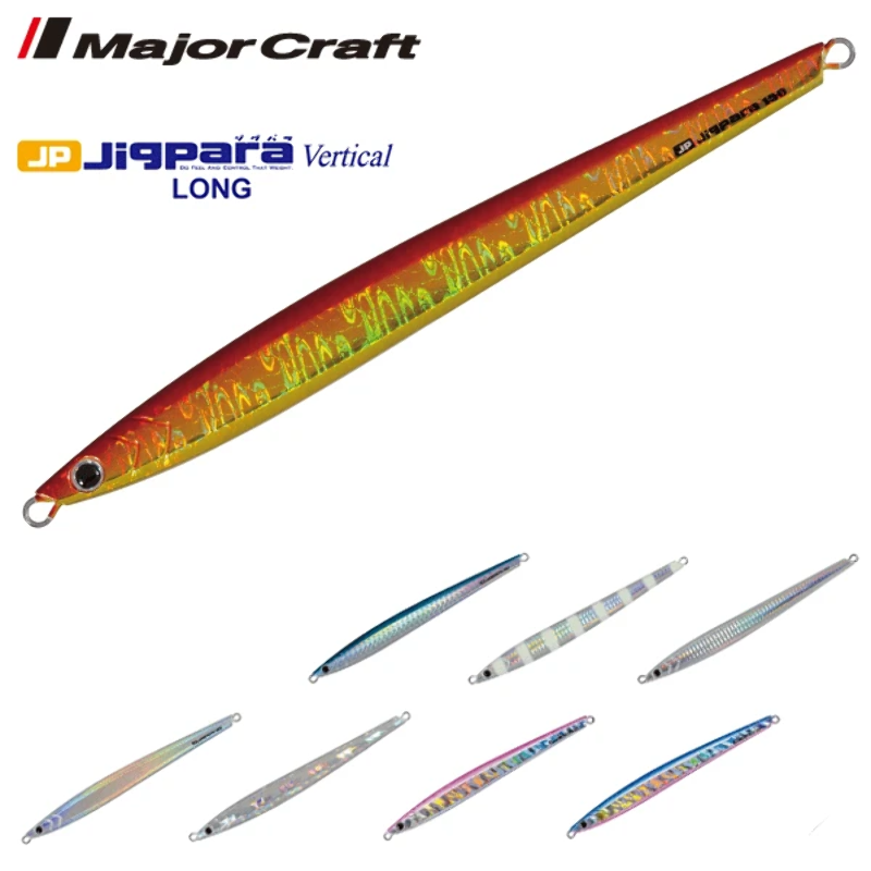 Major Craft Jigpara Vertical Jig Long Slow 200g
