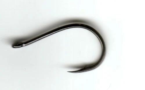 Gamakatsu Ring Eye Mutsu Silver Circle Hooks