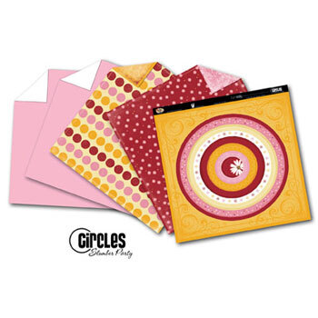 The Slumber Party Collection Circles TLC Runway Kit