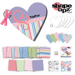 Shape Upz - Heart Album Kit