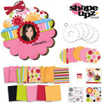 Shape Upz - Flower Album Kit