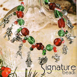12 days of Christmas Charm Bracelet Kit