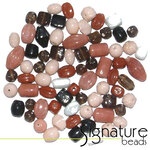 Nature Signature Glass Bead Mix