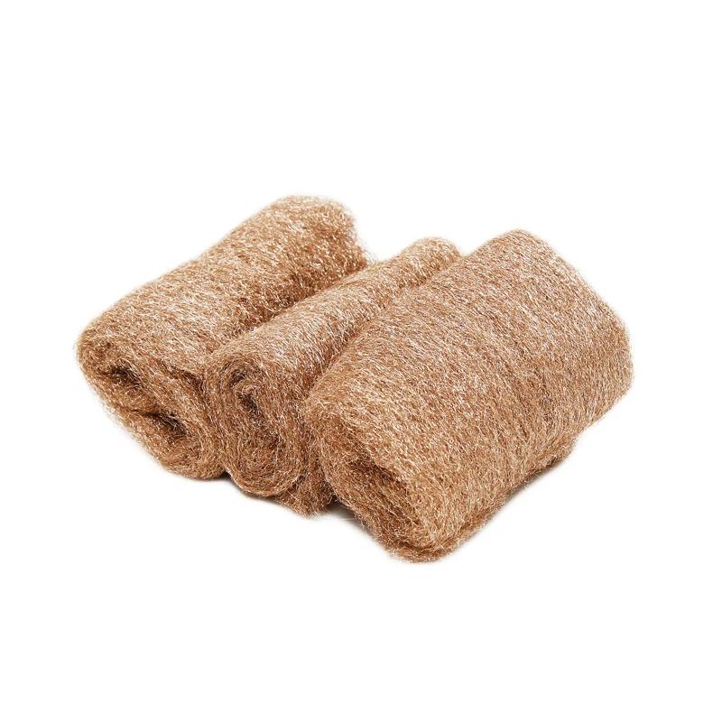 Bronze Wool Pads Fine