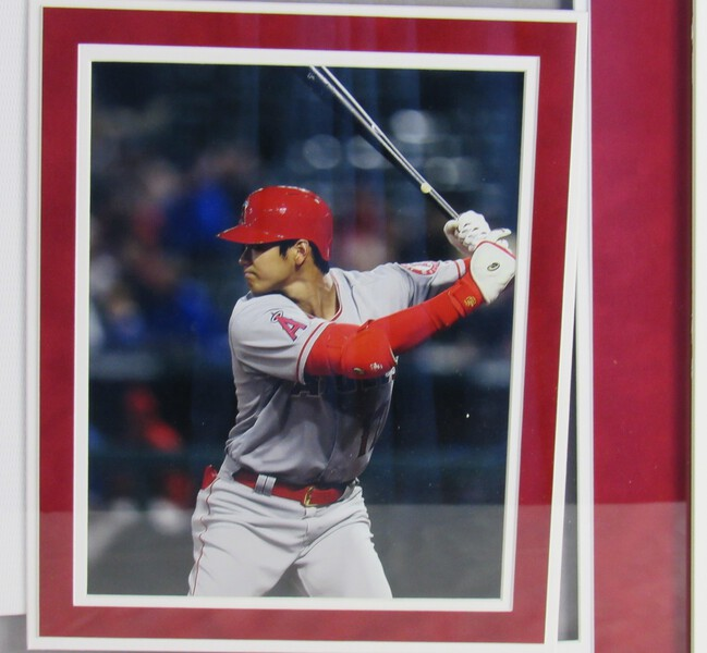 948bc3d57 Shohei Ohtani Signed Framed Majestic Authentic Angels Jersey MLB Hologram  JD124800. ×. ×. ×. ×. ×