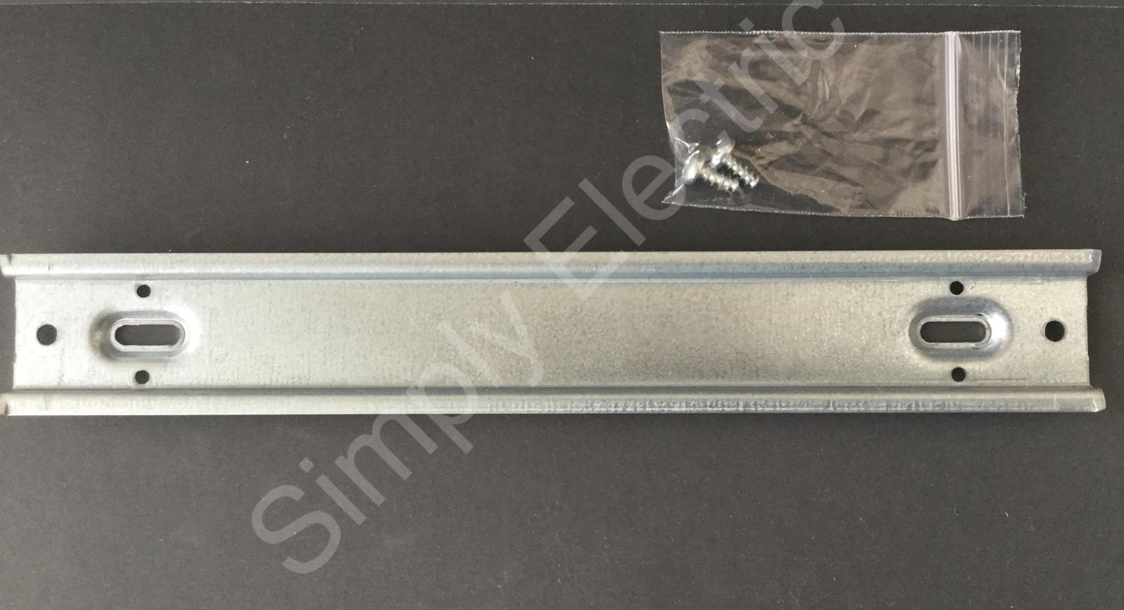 13 Way Consumer Unit Metal Din Rail 24cm from £3.60//unit