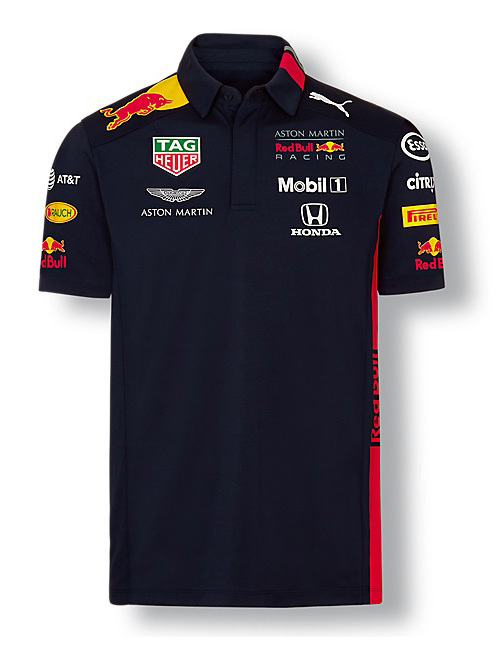 ASTON MARTIN RED BULL RACING MENS TEAM POLO