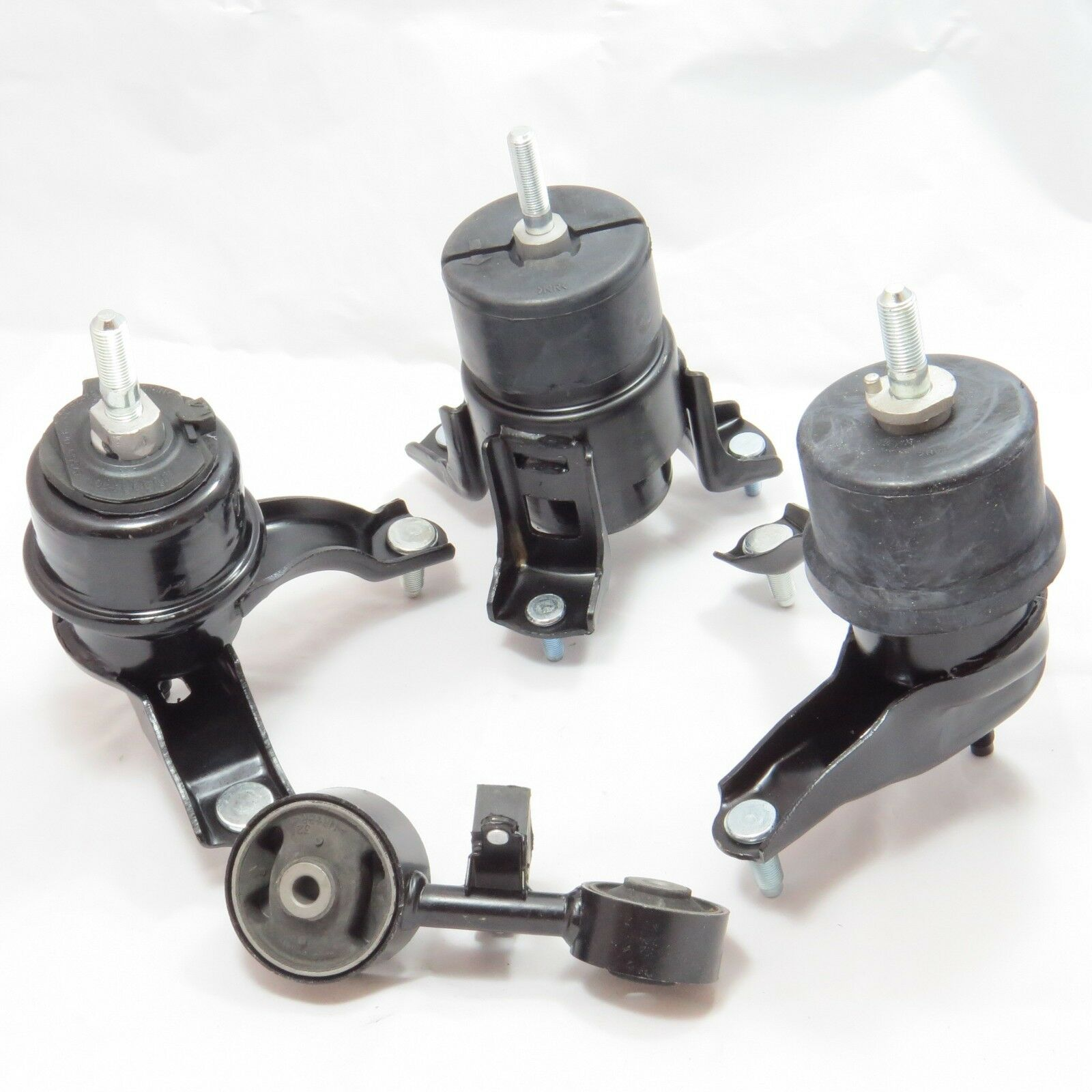 Mount Complete Set 4PCS For 2010-2011 TOYOTA CAMRY L4 2.5L Engine Motor /& Trans
