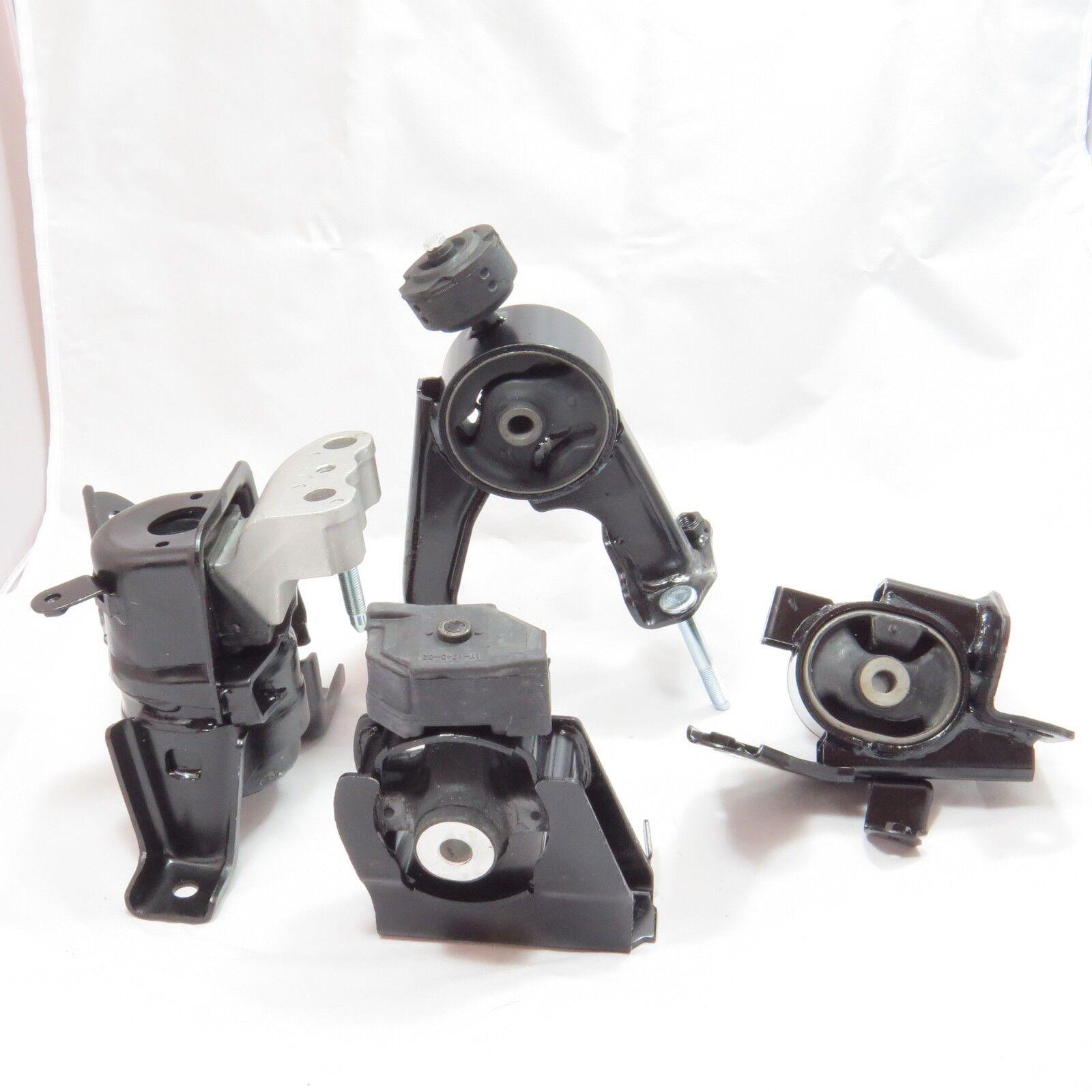 Engine /& Automatic Trans Mount Set 4PCS for Toyota Corolla 09-13 Matrix 09-13