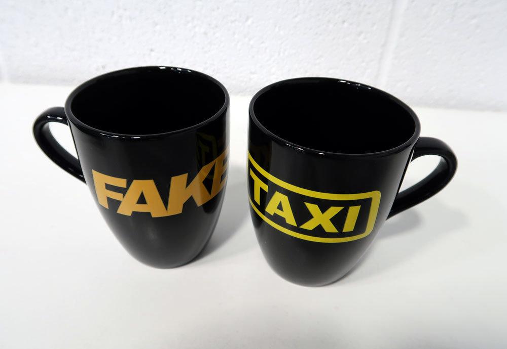Fake Taxi Official Mug