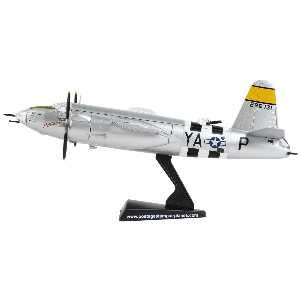 PS5562-3 Postage Stamp Planes B-26B Marauder 1//107 Model Perkatory II USAAF