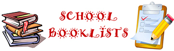 school booklist image