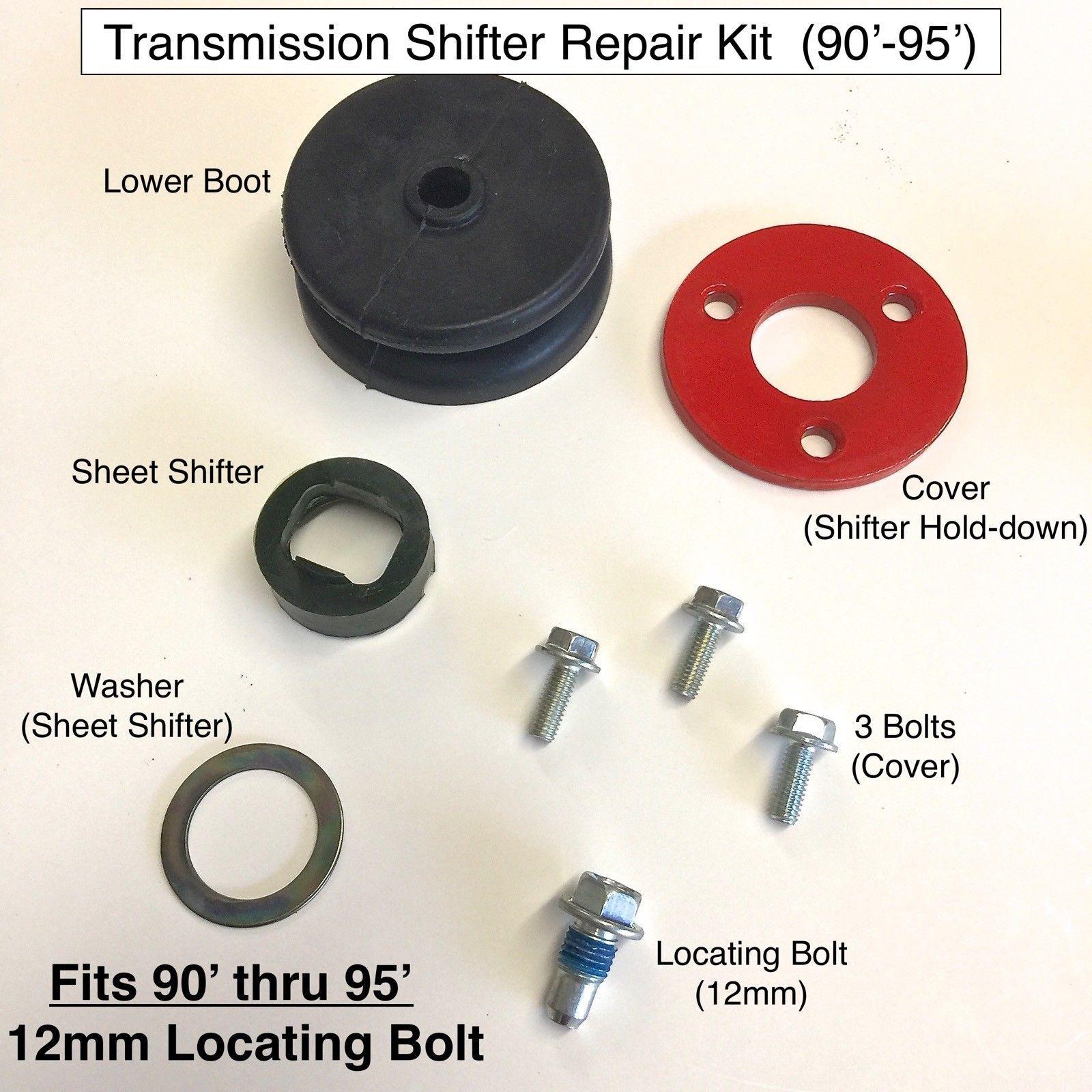 OEM Samurai 85/'-95/' Transfer Case Shift Lever Replacement Kit