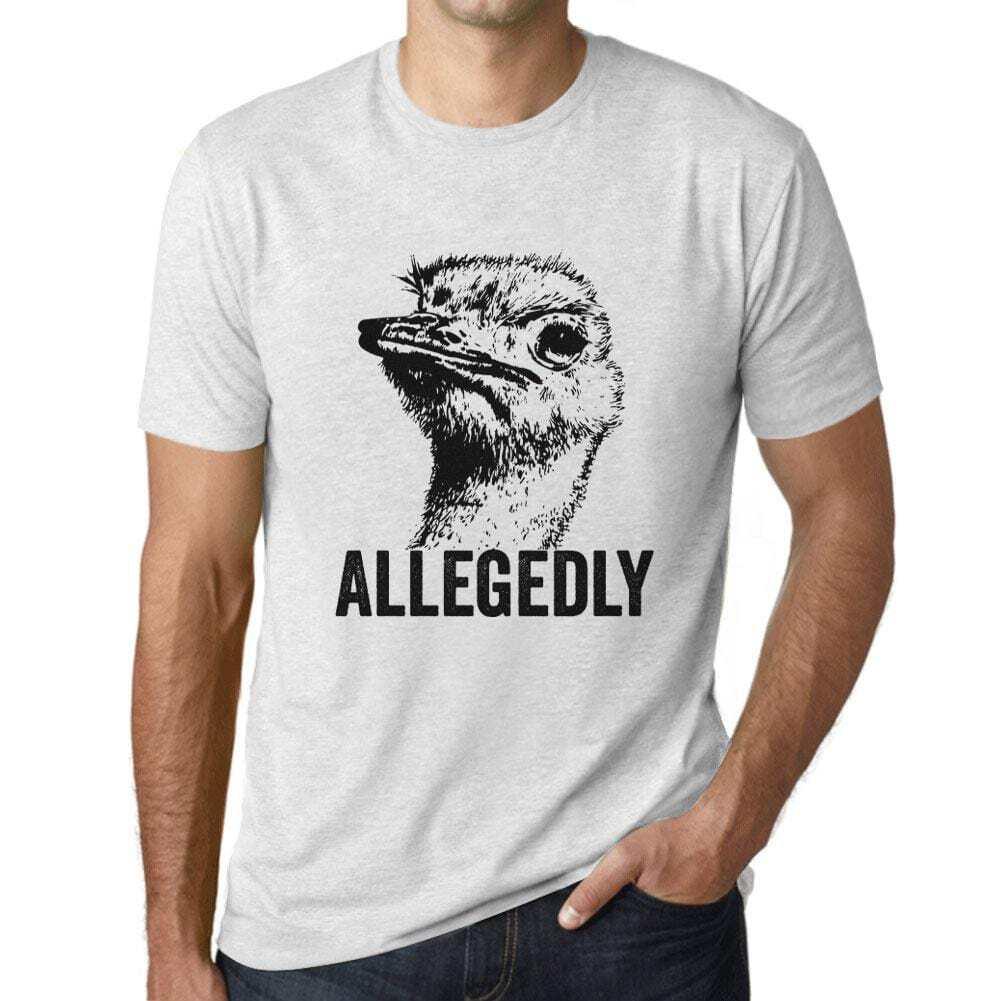 Letterkenny Allegedly Vintage Men/'s Short Sleeve Tee