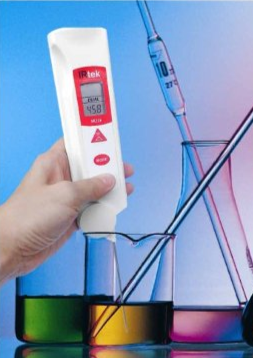Thermometer contact
