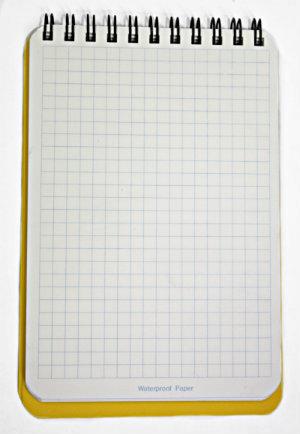 Markrite waterproof notebook 111