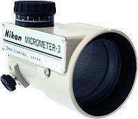 Nikon optical micrometer