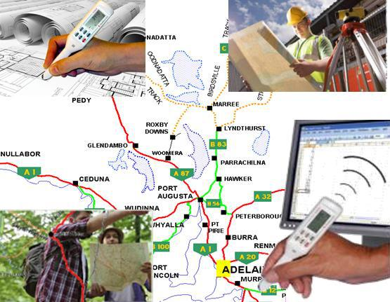 Plan Map Measuring - Map route distance tool