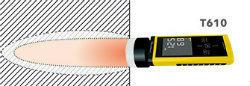 Trotec moisture meter depth