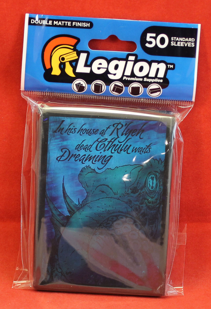 Tartan Legion 50 MTG Standard Card Sleeves Deck Protector
