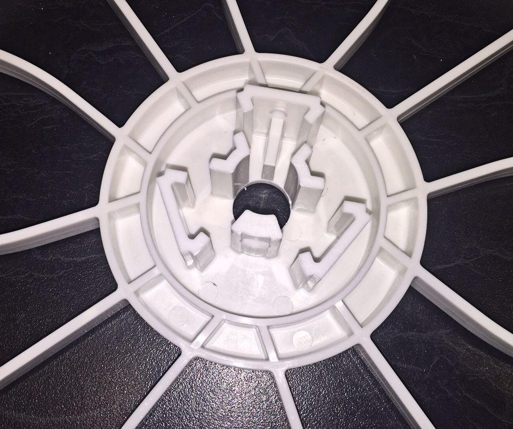 Abgal Pool Roller Handwheel