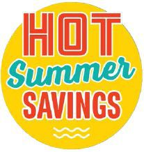 Davey Hot Summer Savings