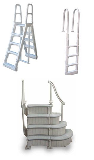 Sterns Pool Ladder choices