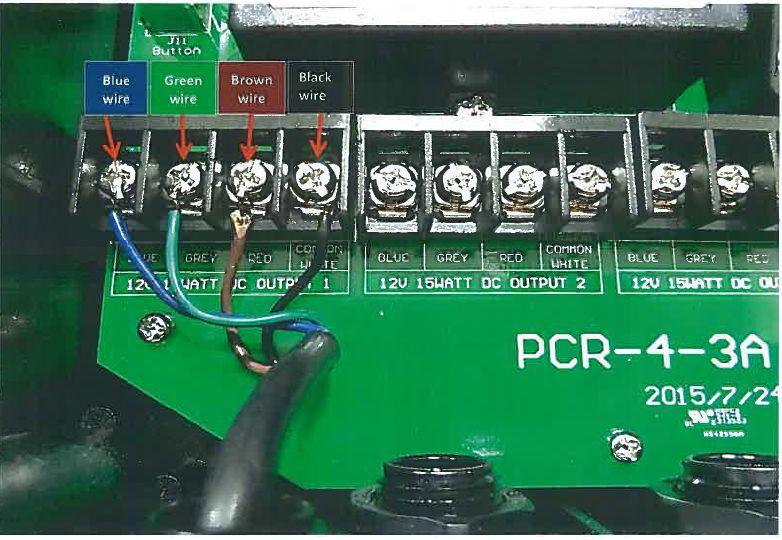PAL2000 LED pool light driver