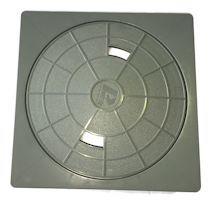 Poolrite charcoal deck lid