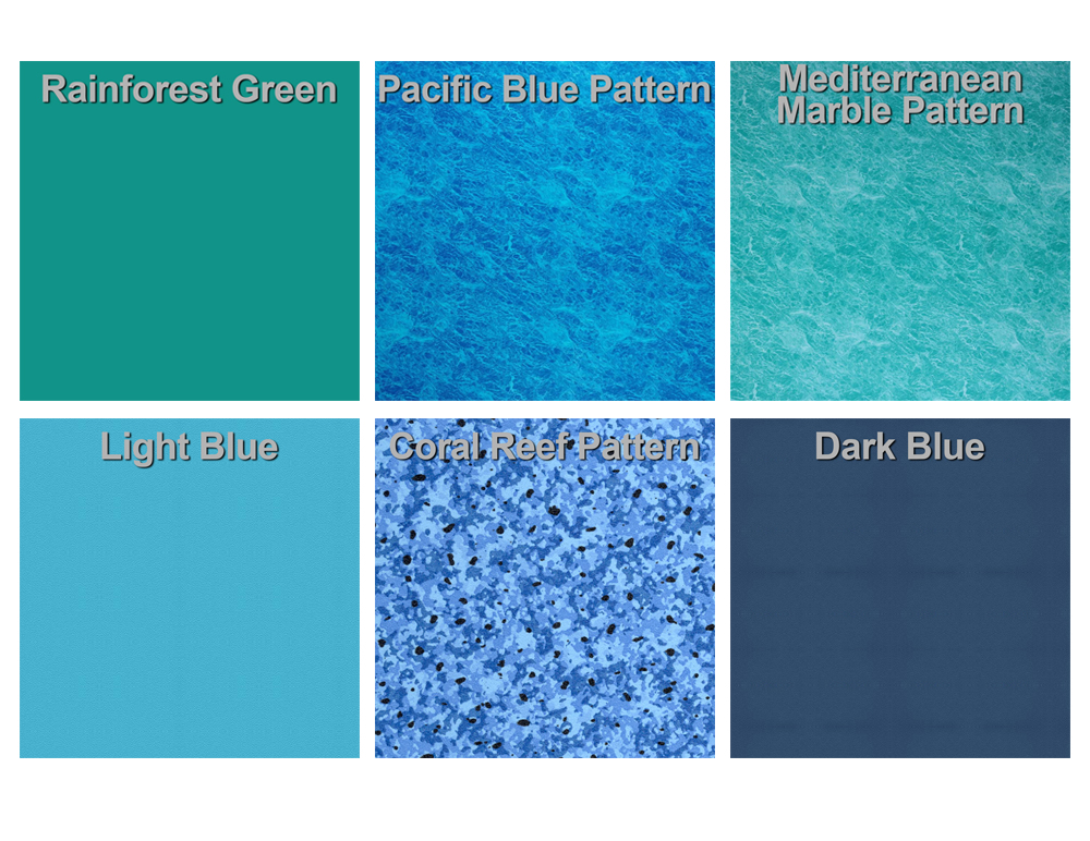 Above ground pool liners direct pool supplies Clark rubber swimming pool above ground