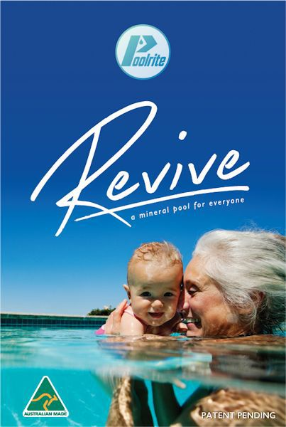 Revive pool minerals