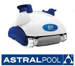 RF Robotic pool cleaner