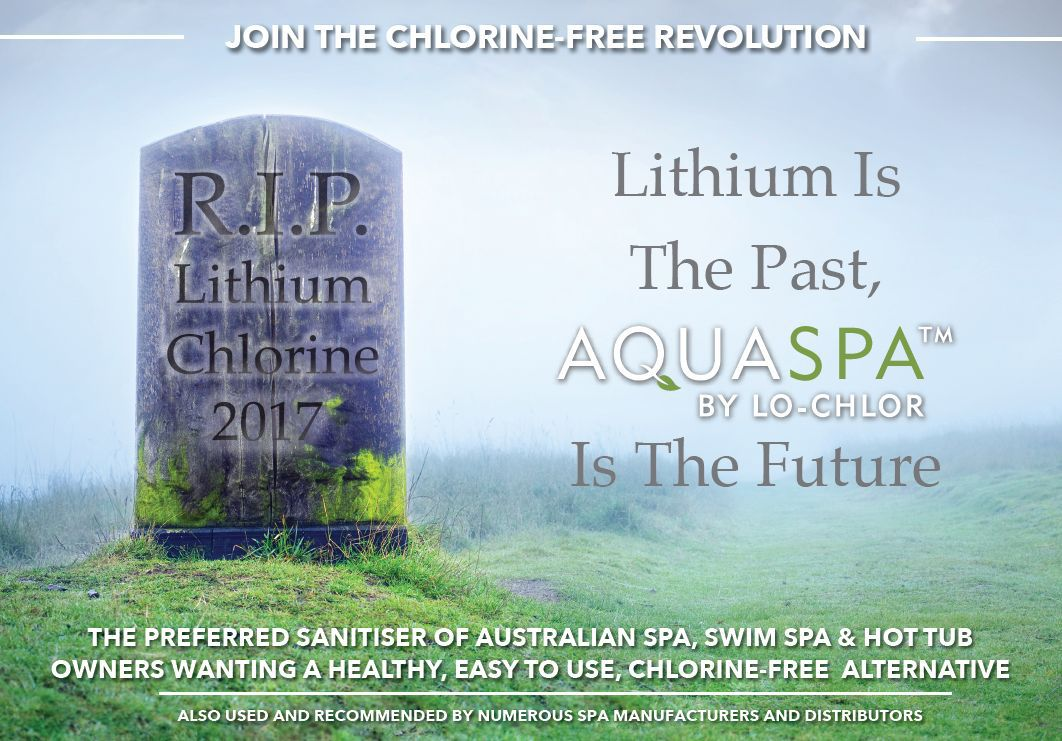 Spa Lithium is dead