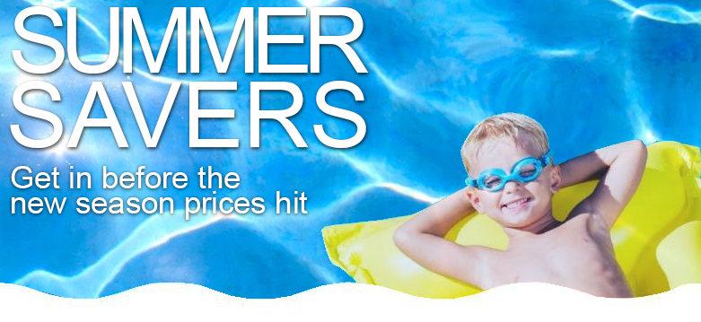 Sterns pools summer specials