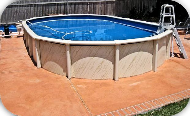 Sterns above ground pools sydney melbourne brisbane newcastle adelaide darwin perth for Above ground swimming pools nz