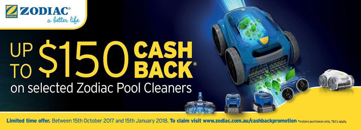 Zodiac cashback promotion