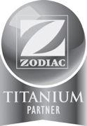 Zodiac Titanium Dealer Logo