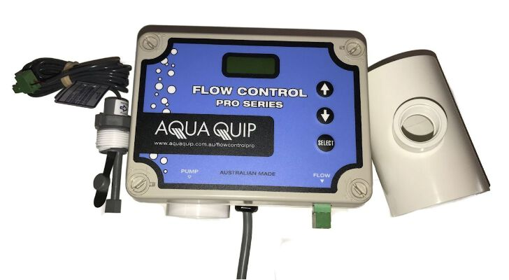 Aquaquip Flow Control Timer Direct Pool Supplies